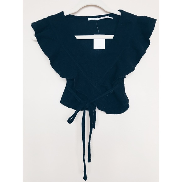 1bbcacf941cb6 Kimchi Blue Knit Crop Top
